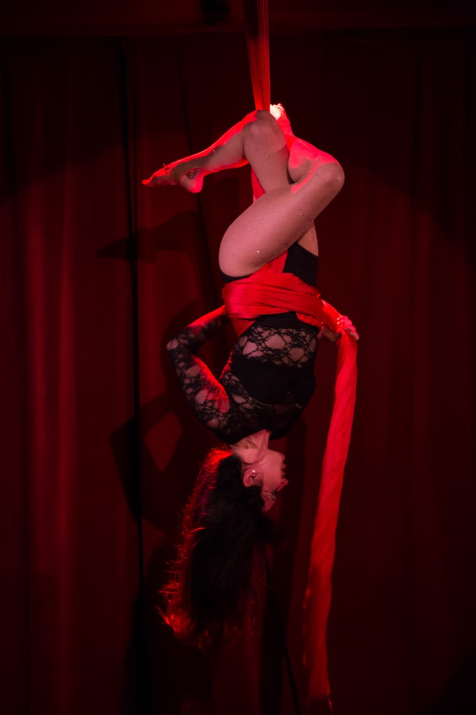 Amanda Topaz Performance for Keigwin & Co. Keigwin Kabaret November 2014