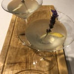 Lavender Elderflower Martini